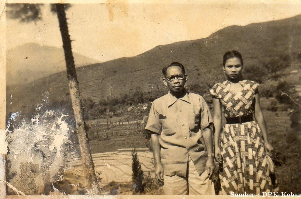 Putra Pangeran Kertayudha, Kerabat Sultan ke XIII, tahun 1945.